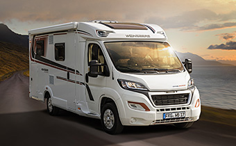WEINSBERG CaraCompact EDITION PEPPER - IC Line Reisemobil